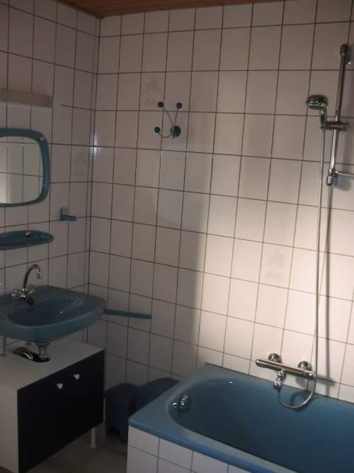 Visite de l 39 int rieur du g te plan photos et quipement for Configurer une salle de bain